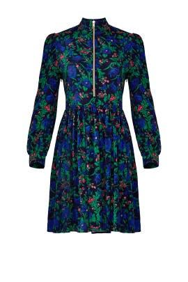 Bright Florals Dress by Tara Jarmon