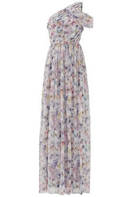 Petal Pusher Gown by Slate & Willow