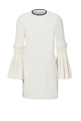 Ivory Dixie Dress by Mother of Pearl