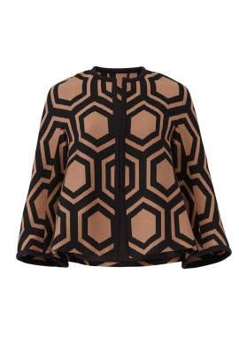 Sentido Jacket by Trina Turk