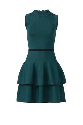 Green Ryker Dress by Parker