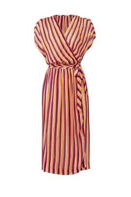 Chiapas Wrap Dress by Trina Turk