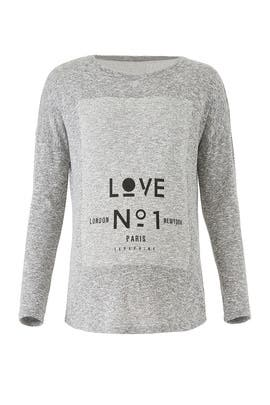 Love No 1 Maternity Sweater by Seraphine