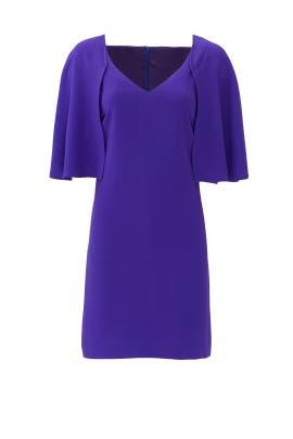 Purple Maren Dress by Trina Turk