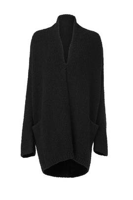 Drape Front Cardigan by VINCE.