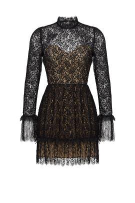 Black Amity Dress by Saylor