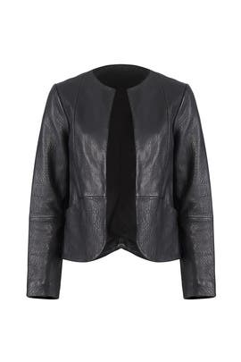 Grenier Leather Jacket by BB Dakota