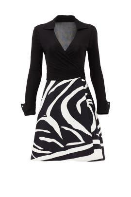 Amelianna Wrap Dress by Diane von Furstenberg