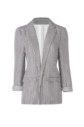 Dove Blazer by cupcakes and cashmere