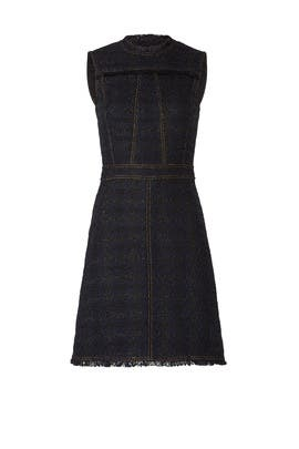 Aria Tweed Dress by Tory Burch
