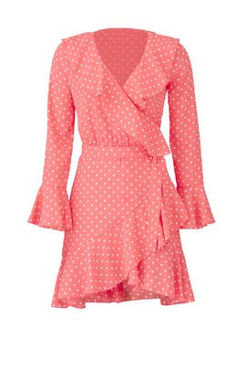 Malibu Wrap Dress by Cynthia Rowley