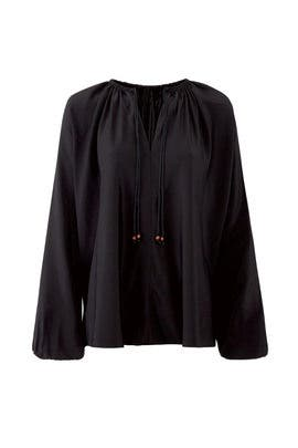 Black Chance Top by Elizabeth and James