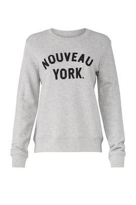Nouveau York Sweatshirt by kate spade new york