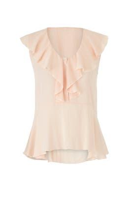 Pink Katella Top by ella moss