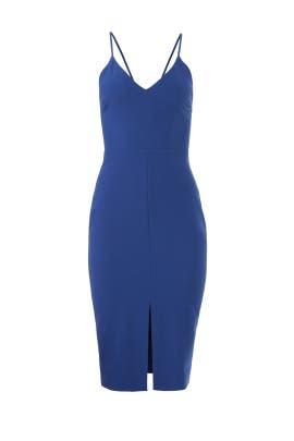 Blue Brooklyn Dress by LIKELY