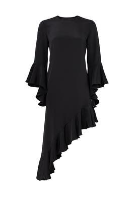 Black Hazel Dress by Alexis