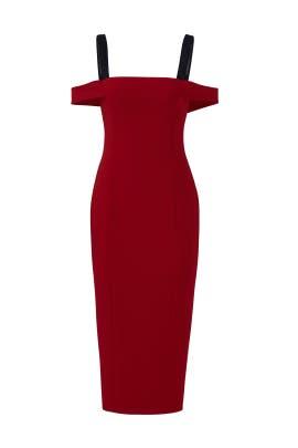 Rust Nova Dress by Cinq à Sept