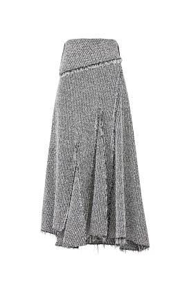 Draped Knit Midi Skirt by 3.1 Phillip Lim