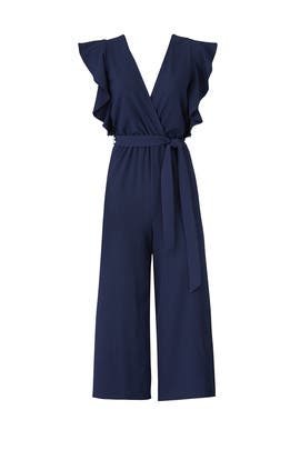 Cropped Zia Jumpsuit by Hutch