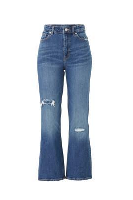 Anais Jeans by La Vie Rebecca Taylor