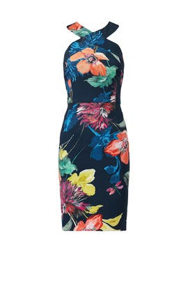 Floral Ace Dress by Trina Turk