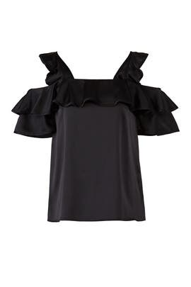 Willow Ruffle Top by A.L.C.