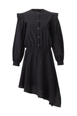 Striped Rasheda Dress by Joie