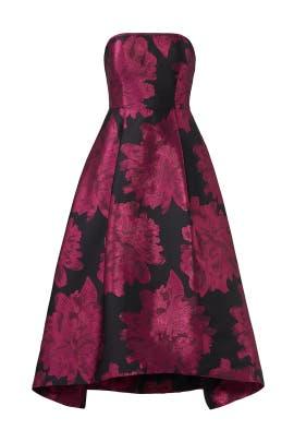 Jacquard Bold Dress by Slate & Willow