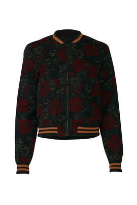 Rose Seduction Bomber by Sanctuary