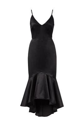 Black Cora Dress by Paper Crown