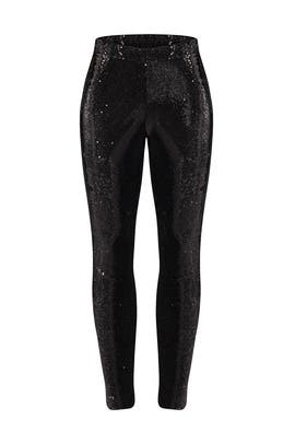 Black Sparkle Leggings by cupcakes and cashmere