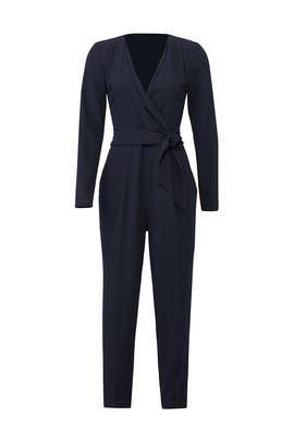 Navy Amanda Jumpsuit by Slate & Willow