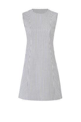 Helaina Stripe Dress by Theory