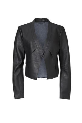 Black Lloyd Jacket by BCBGMAXAZRIA