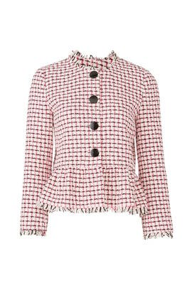 Multi Tweed Jacket by kate spade new york