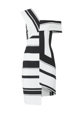 Marjorie Asymmetric Dress by Aijek