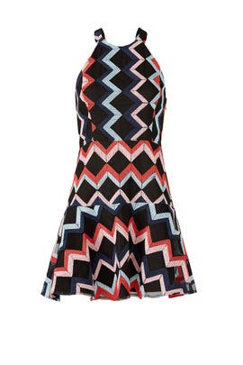 ZigZag Leona Dress by Parker
