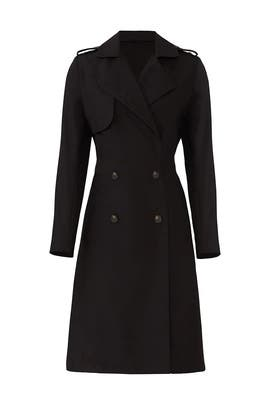 Faye Trench Coat by B Collection by Bobeau