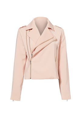 Blush Love Lost Jacket by C/MEO COLLECTIVE