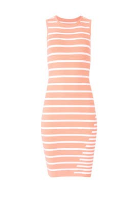 Striped Gia Dress by John + Jenn