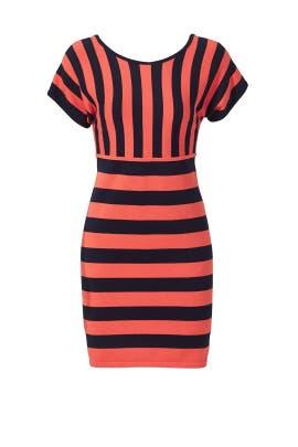 Orange Verene Dress by Trina Turk