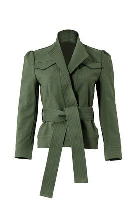 Army Structured Jacket by Derek Lam 10 Crosby