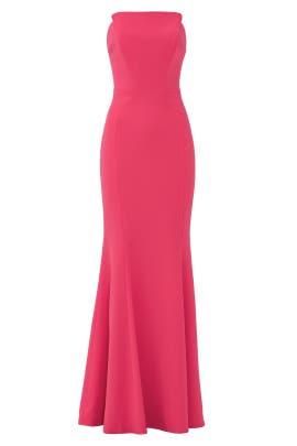 Peony Strapless Gown by Jill Jill Stuart