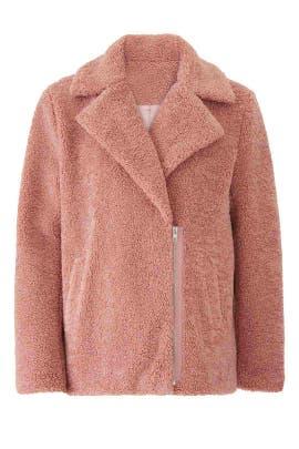 Dawn Faux Fur Jacket by MINKPINK