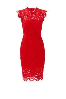 Rouge Suzette Dress by Rachel Zoe