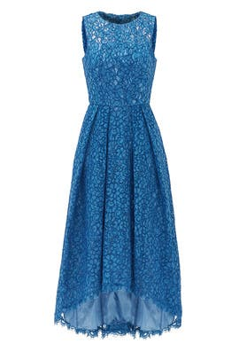 Indigo Coraline Dress by Shoshanna