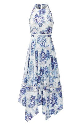 Porcelain Picnic Dress by ELLIATT