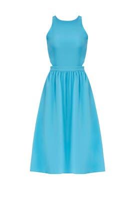 Blue Tara Dress by Karen Zambos