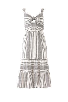 Woven Tie Front Dress by Slate & Willow