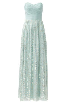 Mint Mosaic Maxi Dress by ERIN erin fetherston